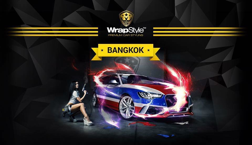 New WrapStyle franchise in Thailand!
