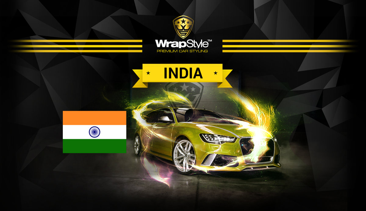 New WrapStyle franchise in India!