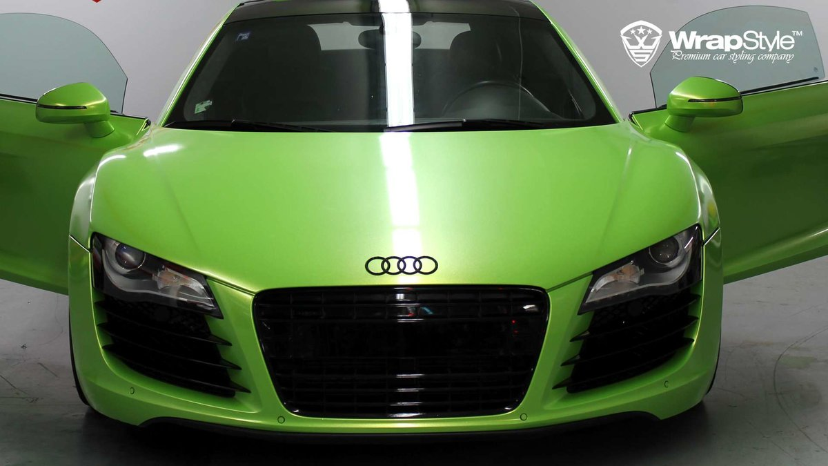 Audi R8 Toxic - cover