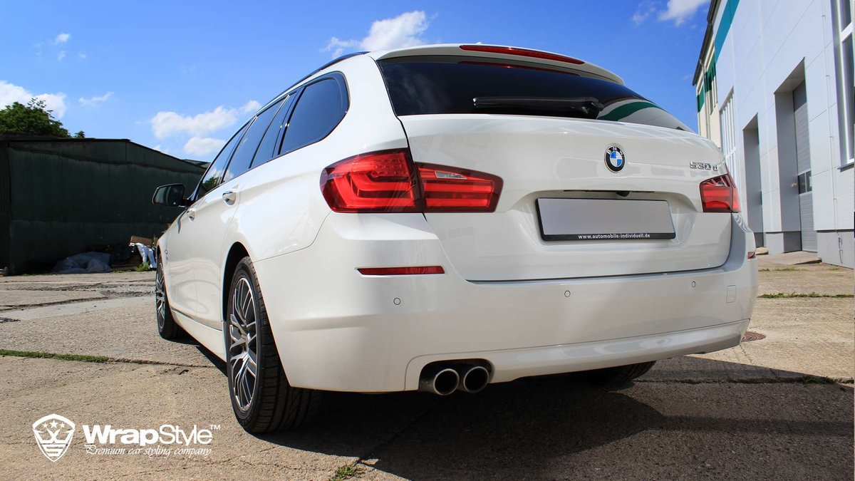 BMW 5 - Paint Protection - cover
