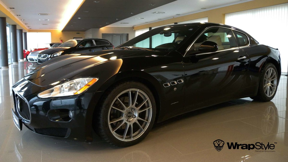 Maserati GranTurismo - Paint Protection - cover