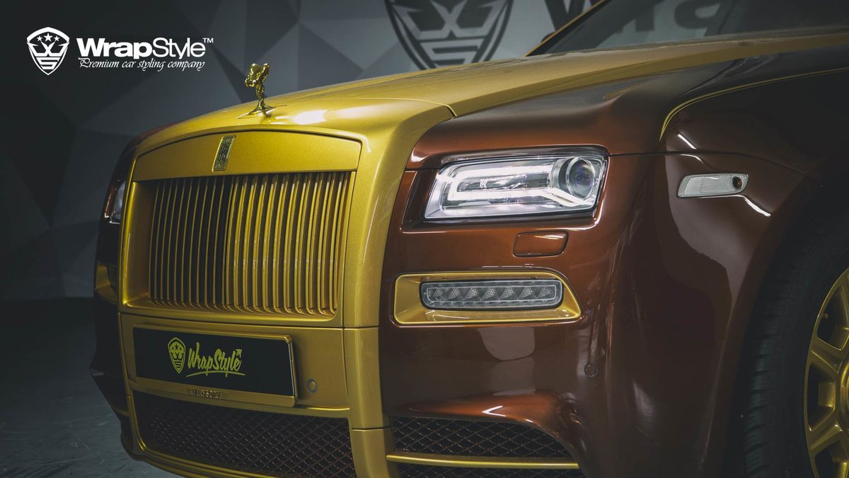 Rolls Royce Mansory - cover
