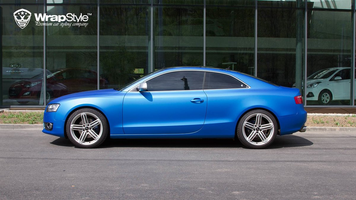 Audi A5 coupe - cover