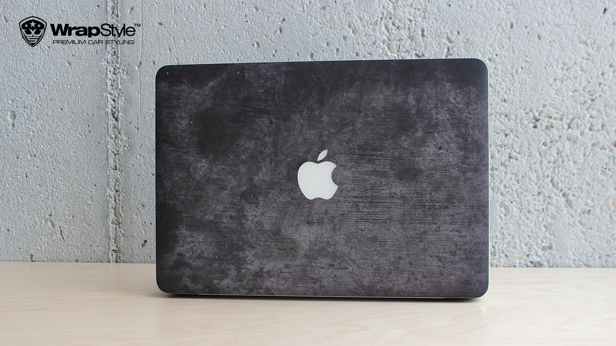 Apple MacBook - Structure design - cover
