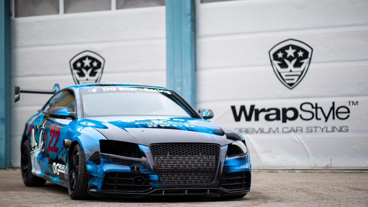 Audi RS5 - Drift Series design - img 12