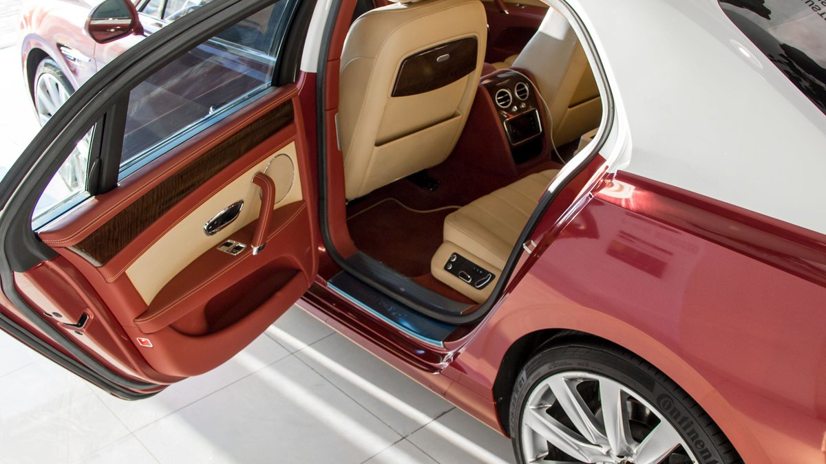 Bentley Flying Spur - design two clolors - img 2