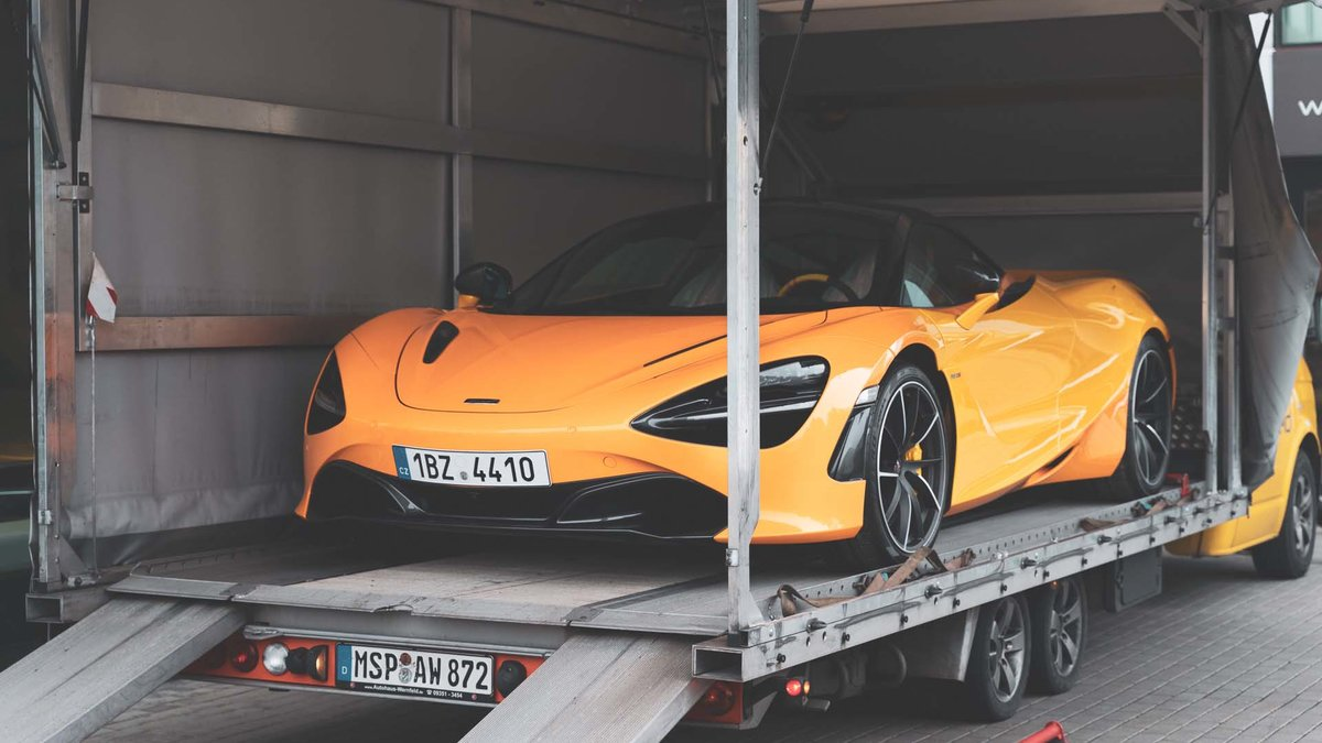 McLaren 720s - Paint Protection OpticShield - img 1