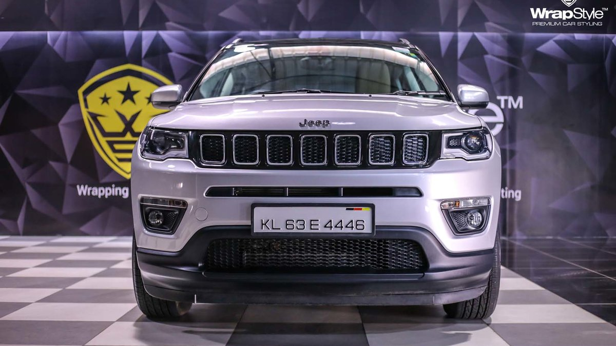 Jeep Compass - Paint Protection - cover