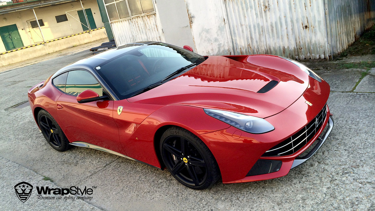 Ferrari Berlinetta - Paint Protection - img 1