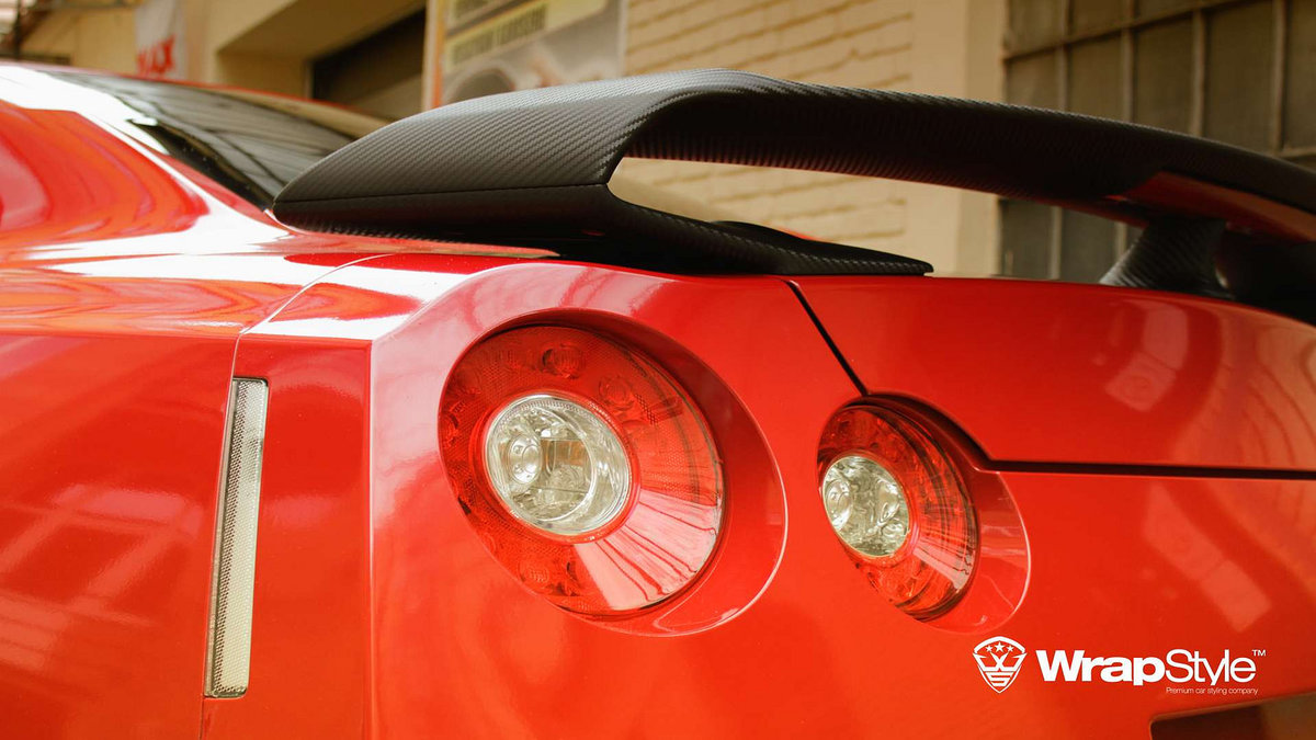 Nissan GTR - Stone Paint Protection - img 2