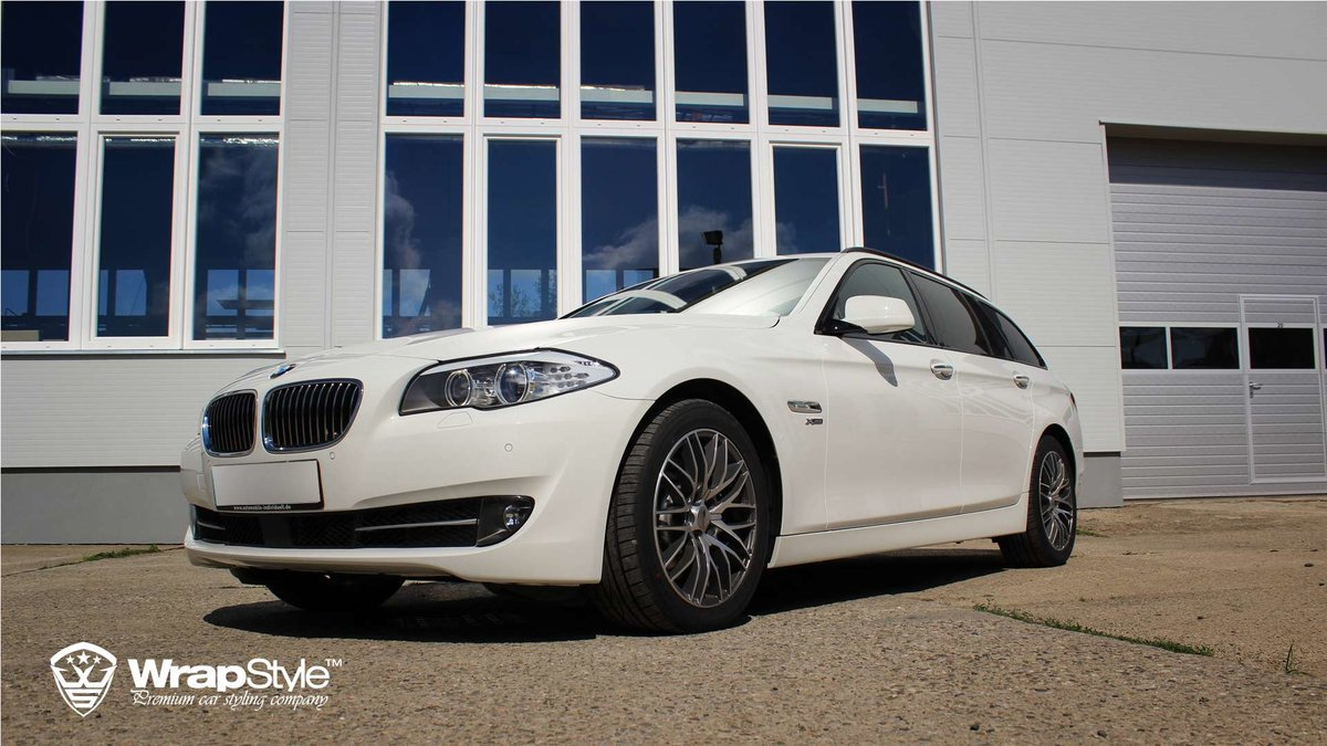 BMW 5 - Paint Protection - img 3
