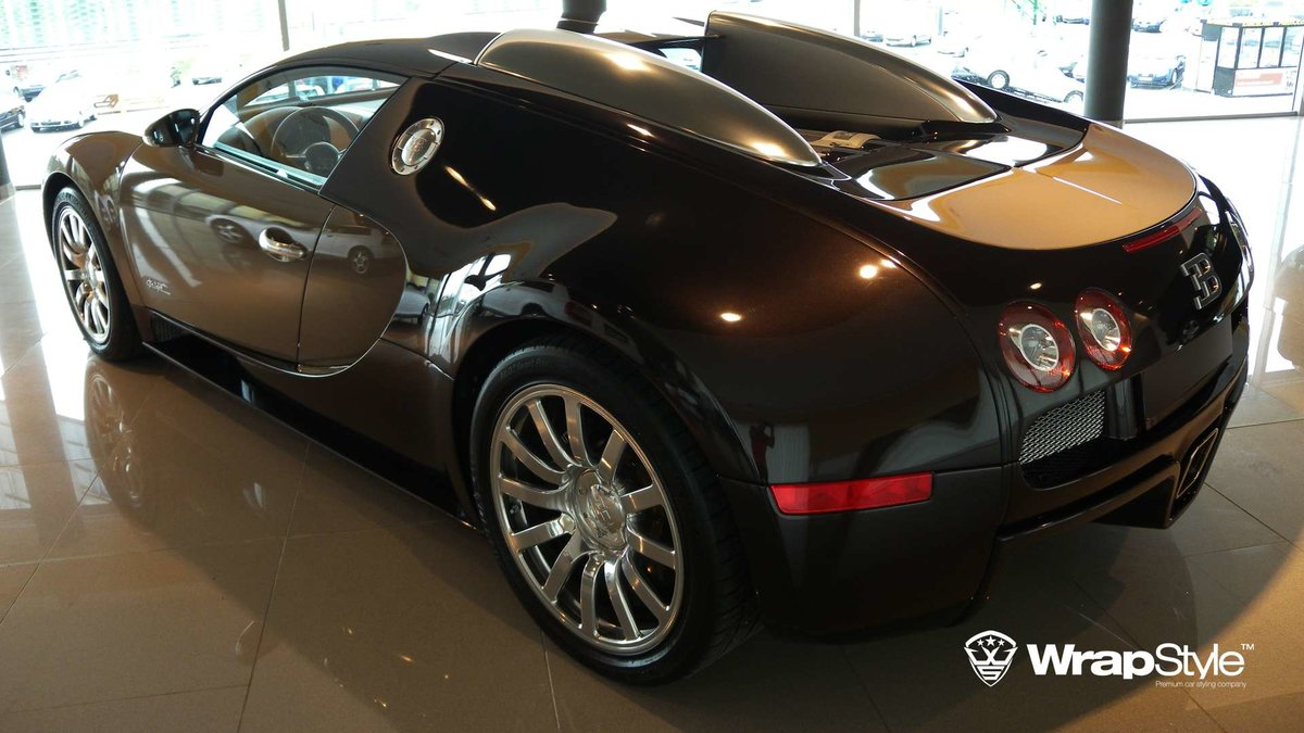 Bugatti Veyron - Paint Protection - img 2