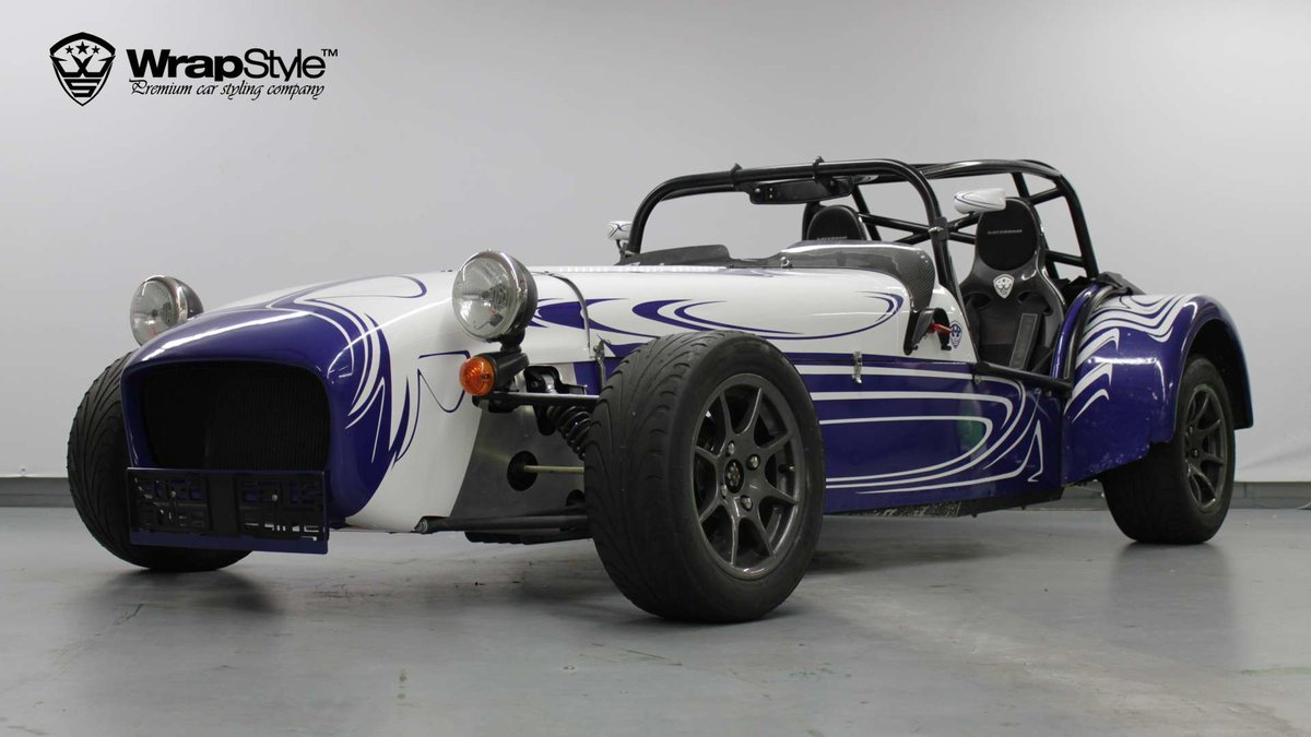 Caterham design - img 1