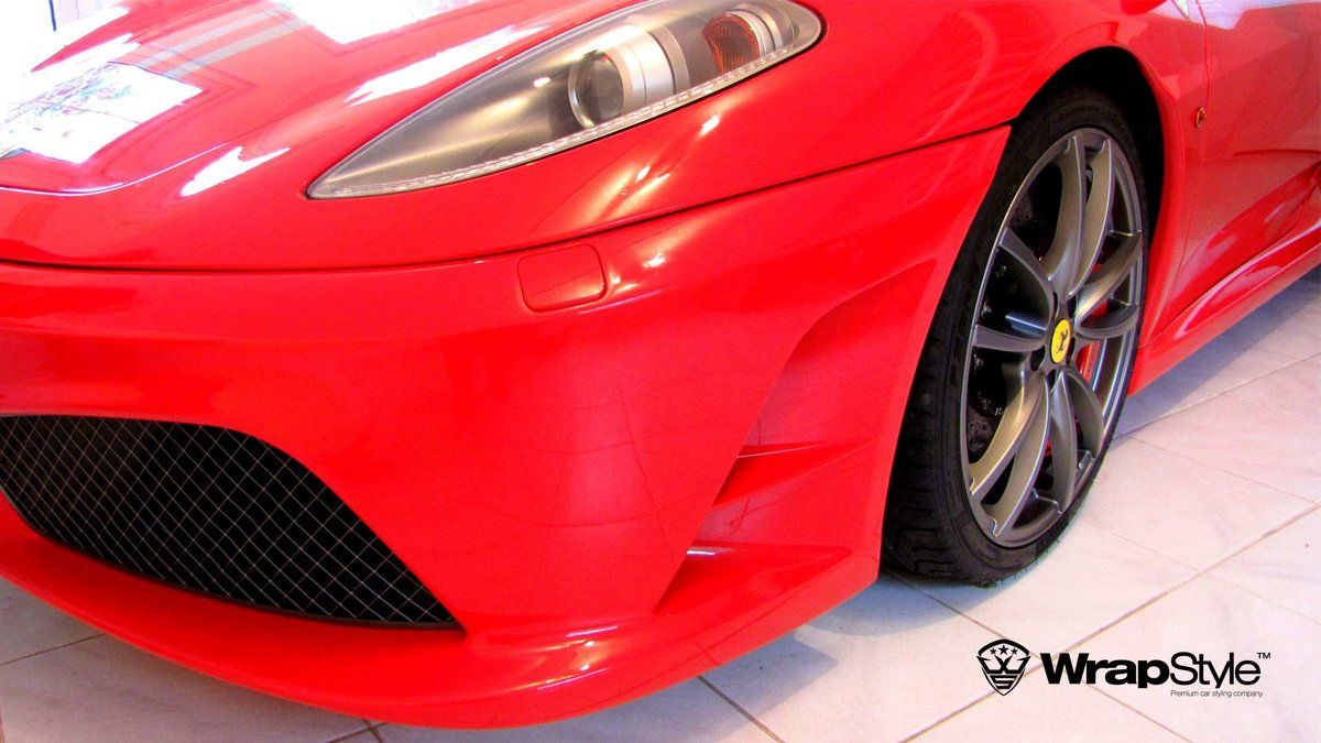 Ferrari Scuderia - Paint Protection - img 2