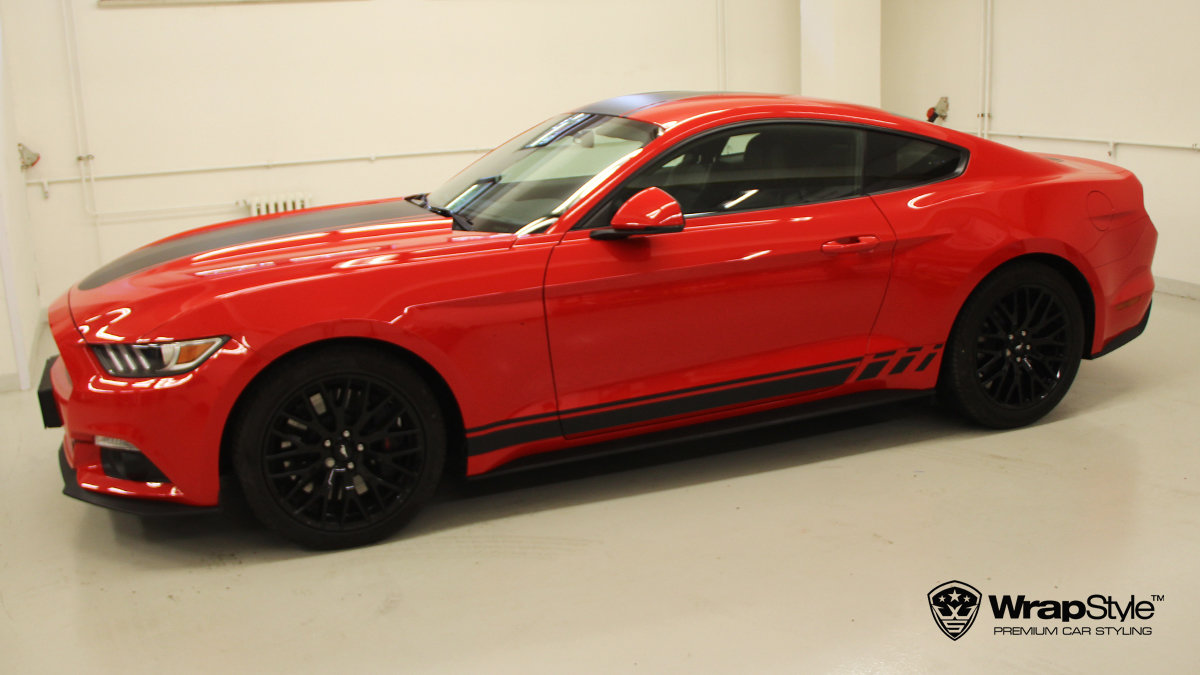Ford Mustang - Design stripes - img 2