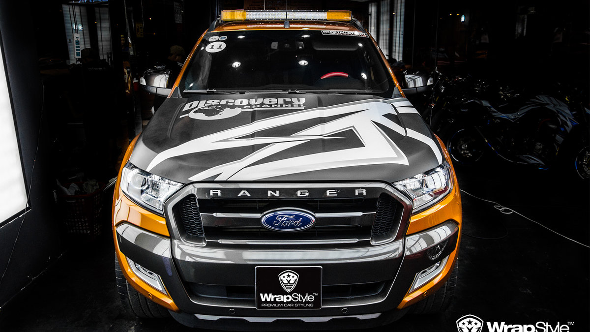 Ford Ranger - Discovery design - img 2