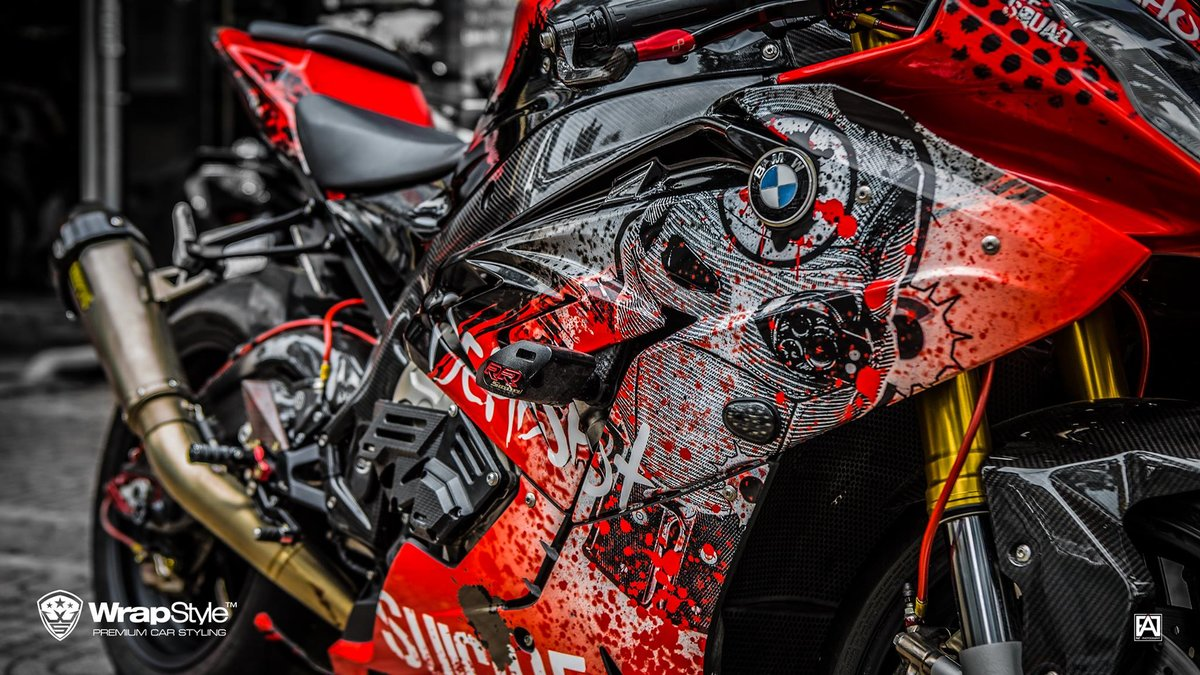 BMW  S1000 RR - Dead Shot design - img 1