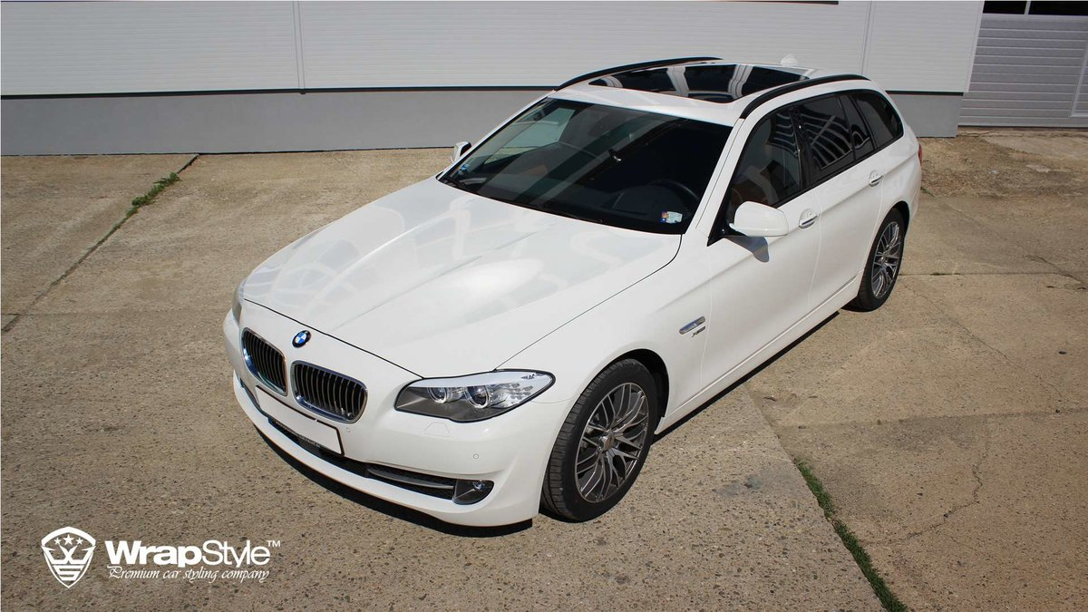 BMW 5 - Paint Protection - img 2