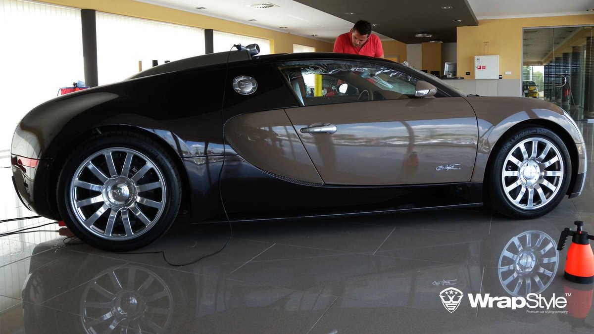 Bugatti Veyron - Paint Protection - img 1