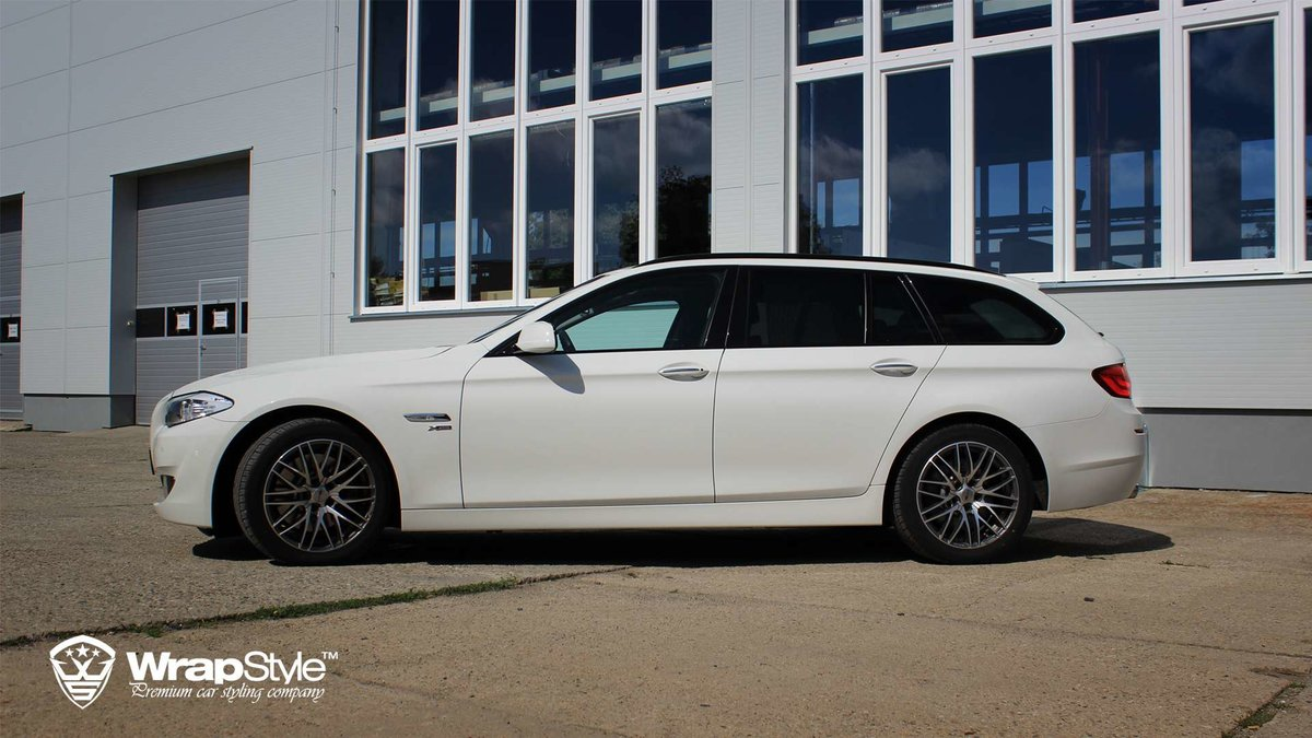 BMW 5 - Paint Protection - img 1