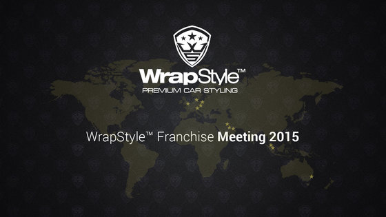 WrapStyle Franchise meeting 2015