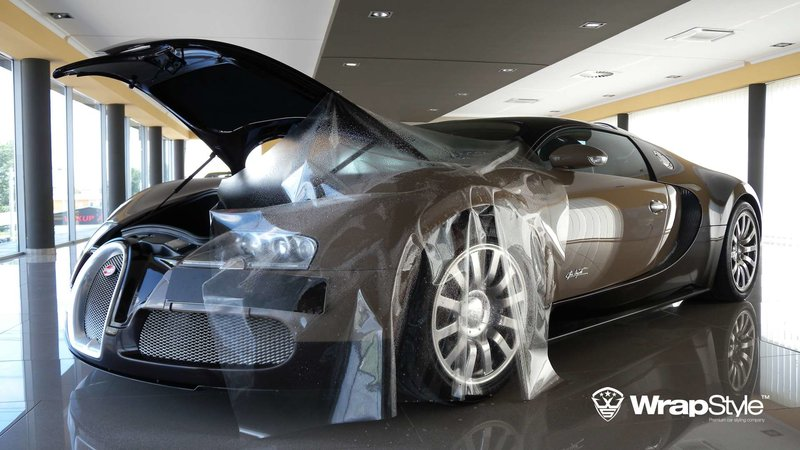 Bugatti Veyron - Paint Protection - cover small