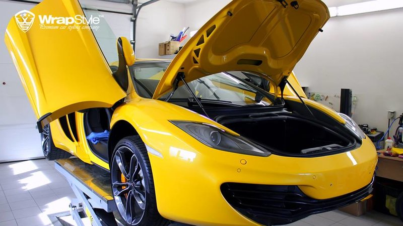 McLaren - Paint Protection - cover small