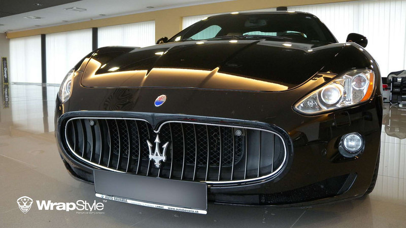 Maserati Paint Protection - cover small