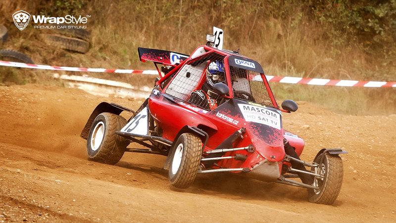 Buggy - Race design