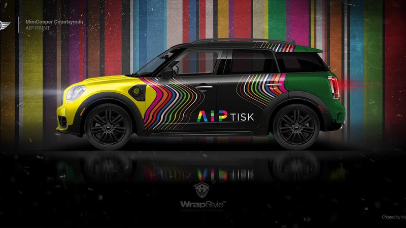 Mini Cooper Countryman - AIP Tisk design - img 1 small