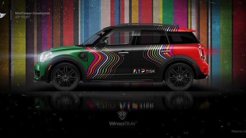 Mini Cooper Countryman - AIP Tisk design - img 2 small