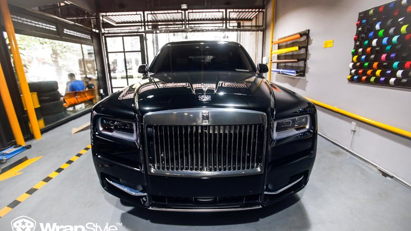 Rolls Royce Cullinan - Paint Protection OpticShield - img 1 small