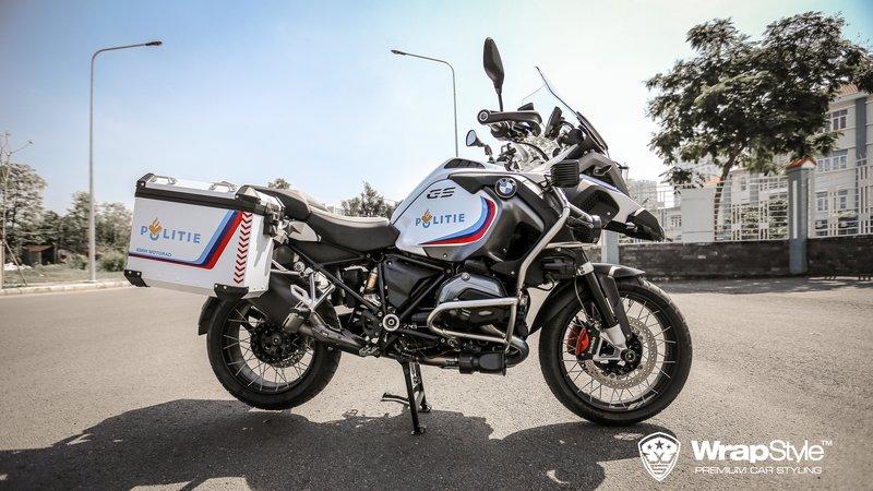BMW GS2 - Politie design