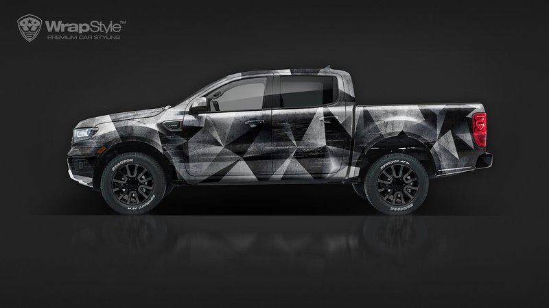 Ford Ranger - Triangle design - img 1 small