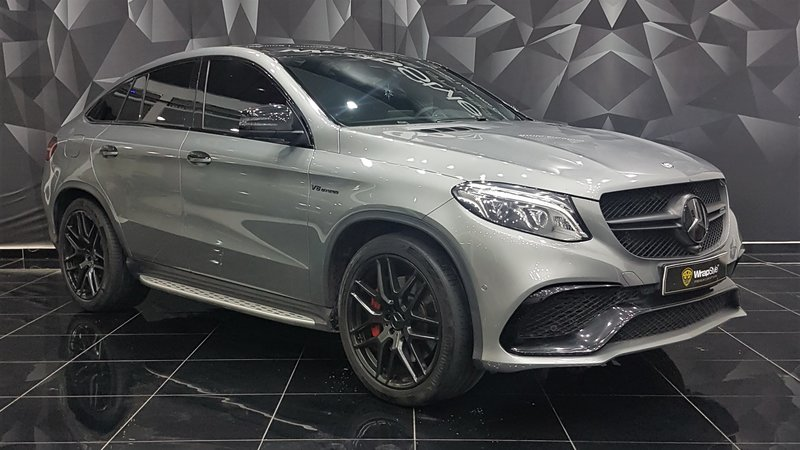 Mercedes GLE - Paint Protection