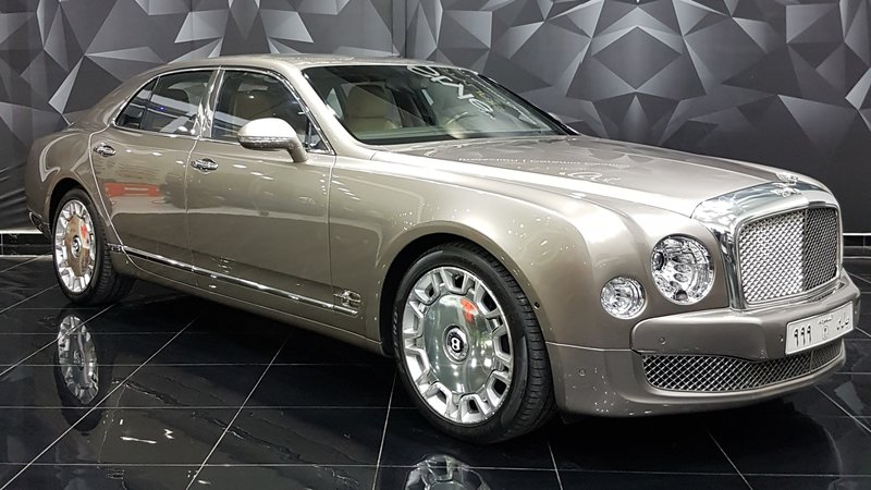 Bentley Mulsanne - Paint Protection