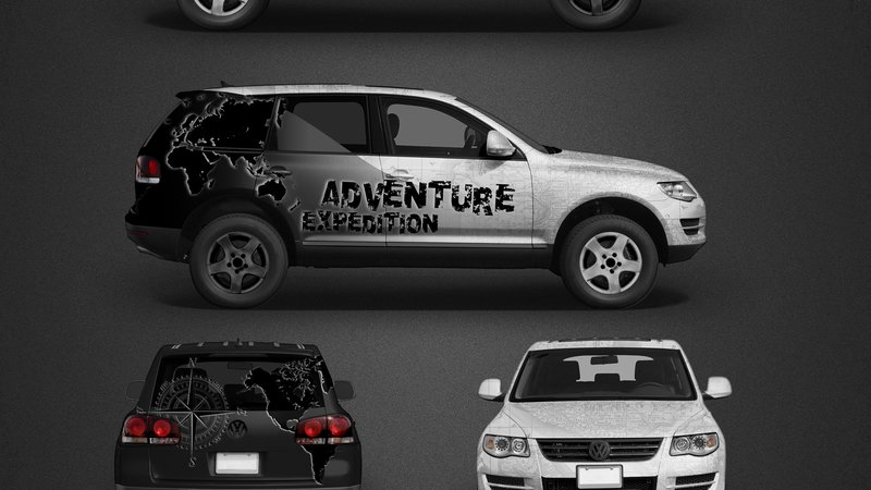 Volkswagen Touareg - Adventure Expedition design - img 4 small