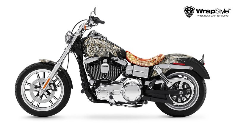 Harley-Davidson - Bohemian design