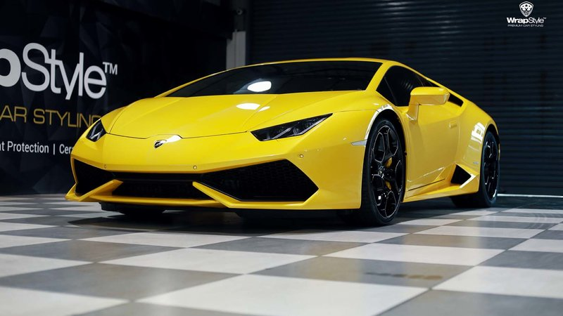 Lamborghini Huracan - Paint Protection