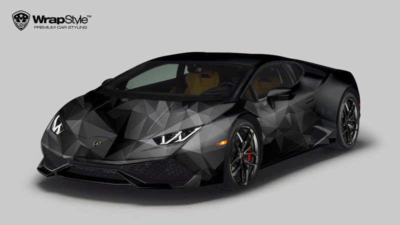 Lamborghini Huracan - Abstraction design - img 1 small
