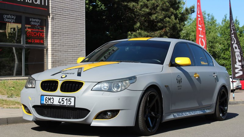 BMW 5 e60 - Jet Design - img 1 small
