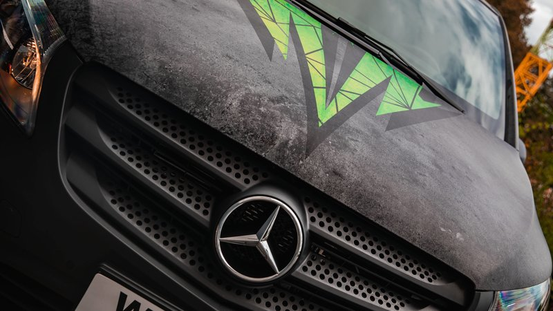 Mercedes-Benz V - WrapStock Misty Design - img 1 small