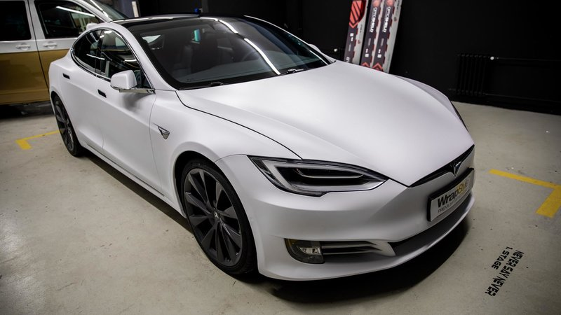 Tesla Model 3 - Matt White