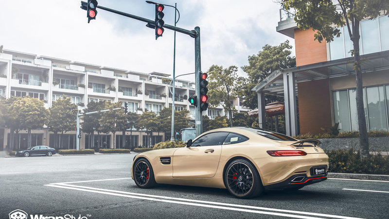 Mercedes Benz - Gts Super Gloss Sand