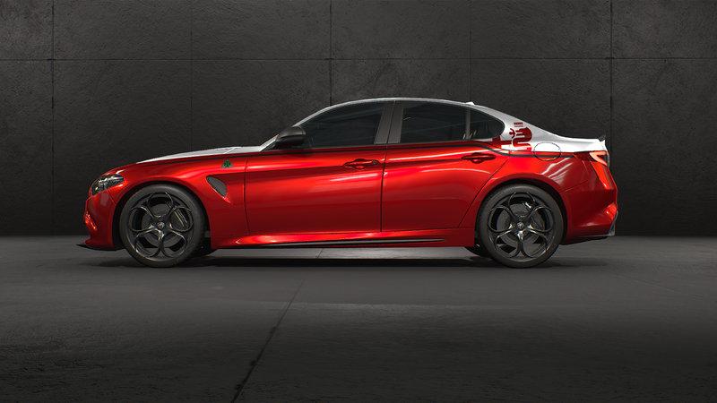 Alfa Romeo Giulia - Sport design