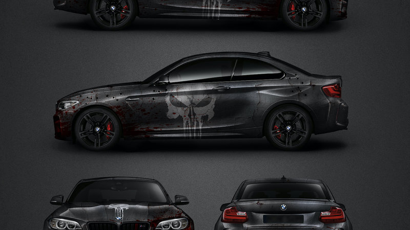 BMW M2 - Punisher Design