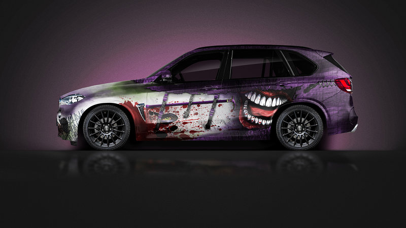BMW X5 - Joker Design - img 1 small