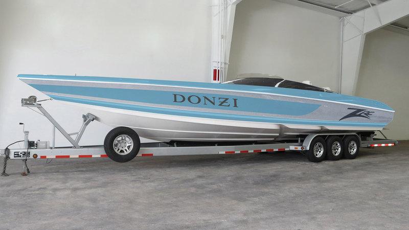 Donzi - boat design