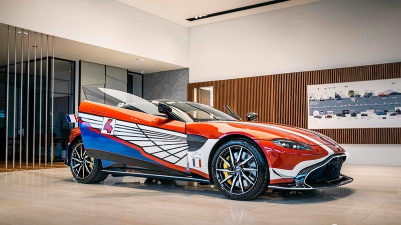 Aston Martin Vantage - Design