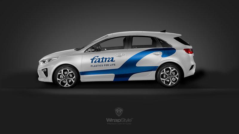 Kia Ceed - Fatra design